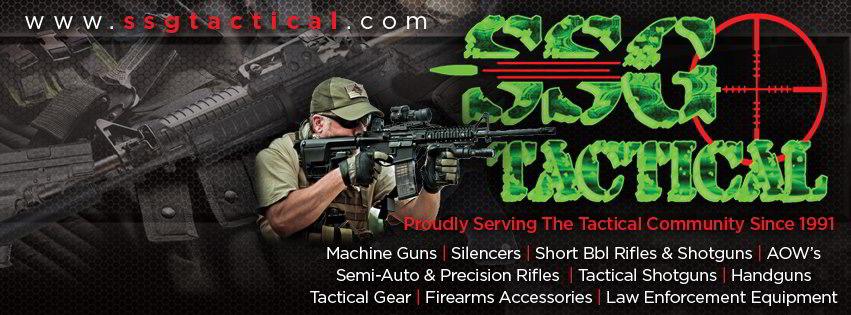 SSG Tactical - Class 3 Firearms Dealer in Fredericksburg, VA