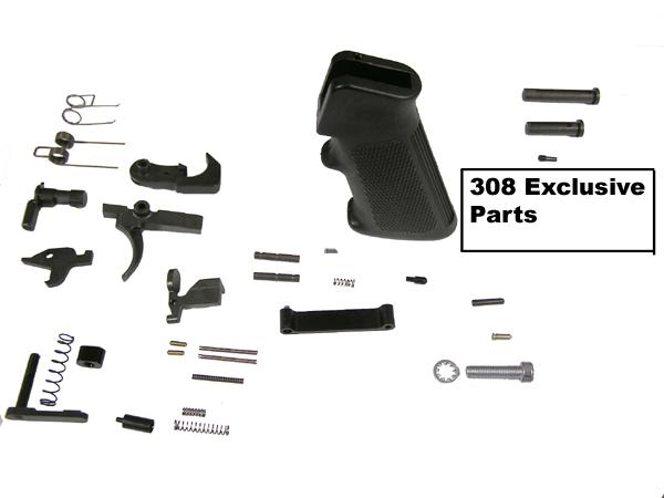 Dpms Lr 308. DPMS LR-308 Lower Parts Kit